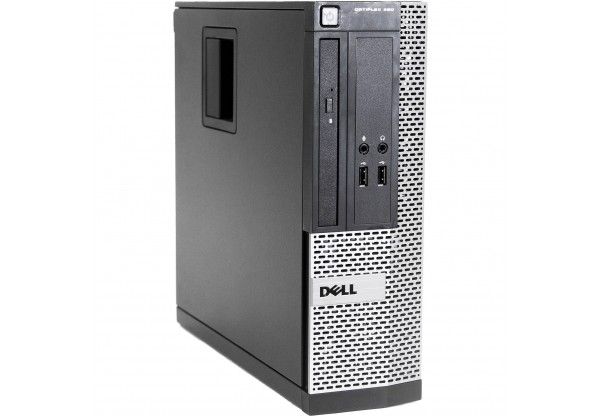 Dell Optiplex 390/790/990SFF i7 2600-4G-500G số 390C4