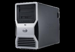 Main-case-nguồn-DVD Dell Precision T7500-1 tản