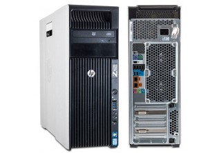 HP Z620 Workstation-E5 1650V2-16G-SSD120G+HDD500G-VGA580 số 620B1