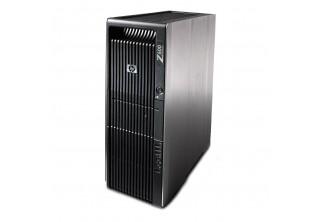 Máy bộ HP Workstation Z600-2 xeon X5650-24G-HDD 1TB-VGA 2000 số 8A
