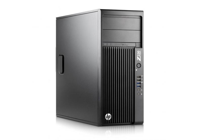 Máy bộ HP Workstation Z230 MT Core i7 4770s 8G SSD240G F14