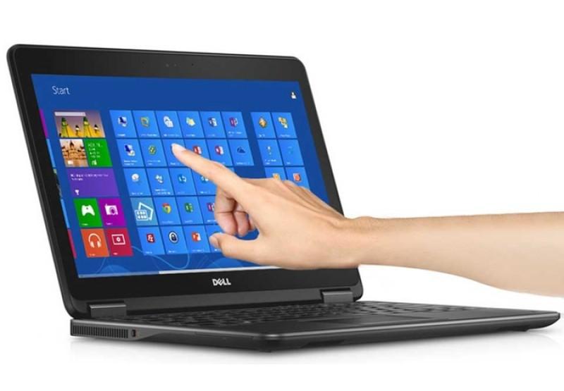 Laptop Dell Latitude E7440 14 inch Cảm Ứng Core i5 4200U 8G SSD240G C4
