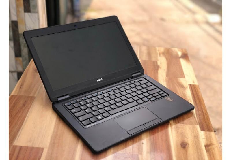Laptop Dell Latitude E7250 12.5 inch Core i5 5200U 4G SSD120G A1