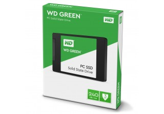 Ổ cứng SSD Western Green 240GB