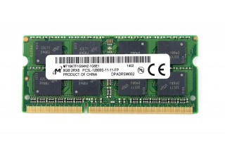 Ram laptop DDR3 - 8GB PC3L