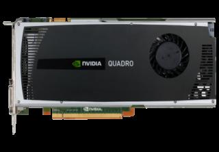 VGA Quadro 4000