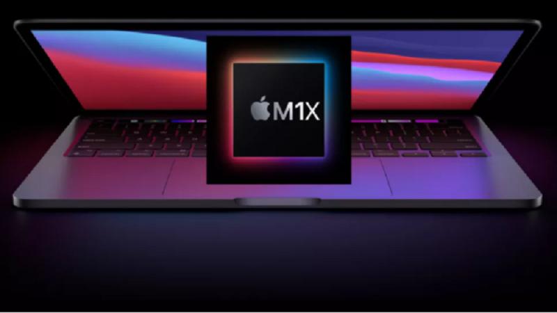 MacBook Pro M1X bị rò rỉ CPU