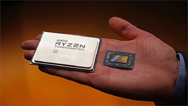 Intel đánh giá cao hiệu suất lưu trữ của AMD