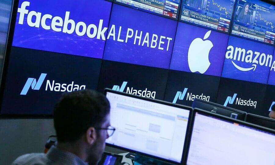 Chỉ trong 3 ngày 6 đại gia công nghệ mất hơn 1 nghìn tỷ USD