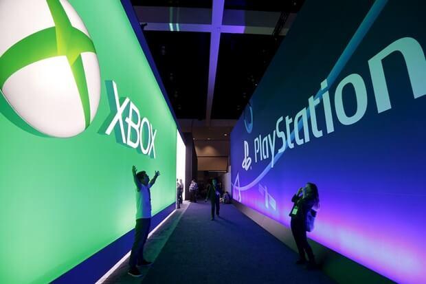 Microsoft đang nỗ lực vượt qua Sony trong phân khúc game online